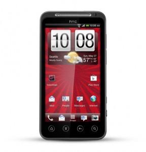 picture of Virgin Mobile HTC EVO V Sale