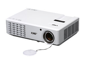picture of Acer 720p 3D Home Theater Projector