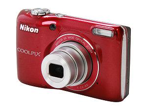 picture of Nikon COOLPIX L26 16MPixel Digital Camera
