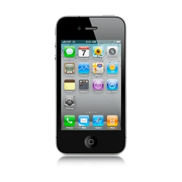 Apple MC319LL/A iPhone 4 32GB ATT GSM – Black