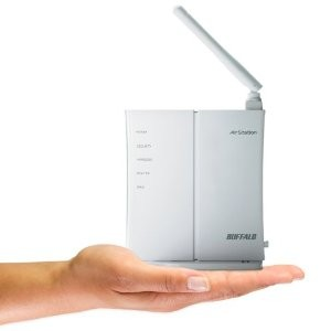 picture of BUFFALO AirStation N150 Wireless Router