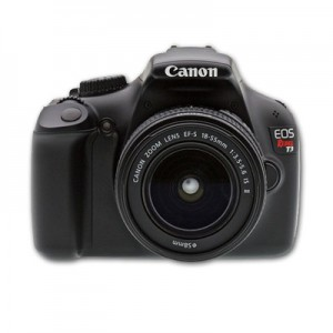 Canon EOS Rebel T3 Digital Camera, 18-55mm Lens Kit