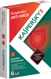 Free KASPERSKY lab Anti-Virus 2013 – 3 PCs
