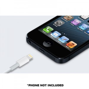 picture of iPhone 5 to USB Charging/Sync Cable