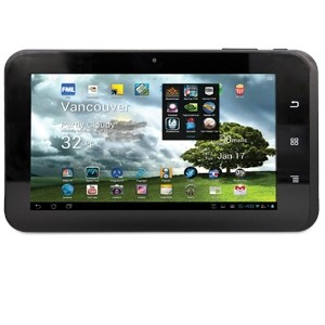 picture of Mach Speed Trio-Stealth Pro 7CM Android 4.0 Tablet