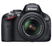 Nikon D5100 Digital SLR Camera + 18-55mm G VR DX AF-S Zoom Lens (refurbished)