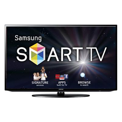 Samsung 40″ LED SmartTV, $100 Dell Gift Card