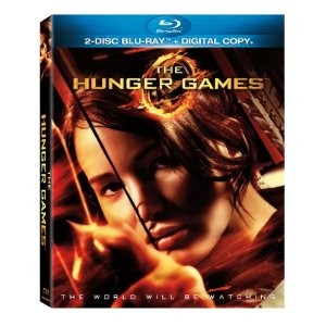 picture of The Hunger Games Blu-ray