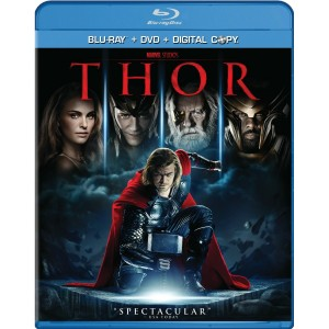 picture of Thor (Two-Disk Blu-ray/DVD Combo + Digital Copy) (2011)