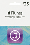 picture of Apple iTunes Gift Cards 15% off