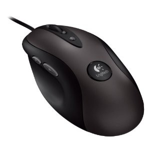 picture of Logitech G400 Optical Wired Gaming Mouse