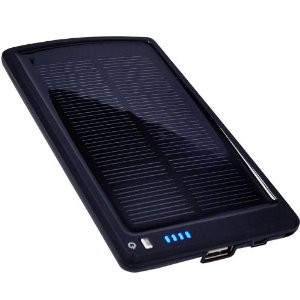 picture of Opteka BP-SC4000 Ultra Thin Solar Powered Backup Battery and Charger