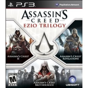 picture of Assassin's Creed Ezio Trilogy (PS3)