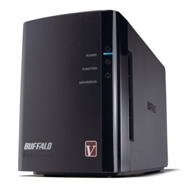 picture of BUFFALO Diskless System Linkstation Pro Duo NAS