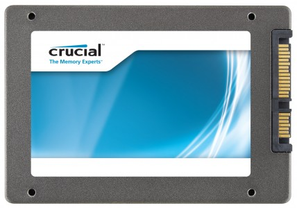 picture of Crucial M4 256GB SATA III SSD
