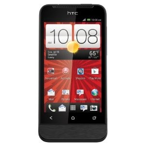picture of HTC One V Android Phone (Virgin Mobile)