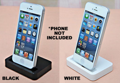 picture of iPhone5 Lightning Charging - Sync Dock