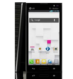 picture of LG Optimus L9 4.5