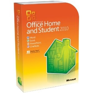 picture of Microsoft Office 2010 Home & Student 1PC/1User Sale