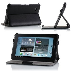 picture of MoKo Slim-Fit Cover Case for Samsung Galaxy Tab Plus