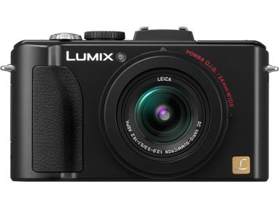 picture of Panasonic LUMIX LX5 10.1 Megapixel Digital Camera