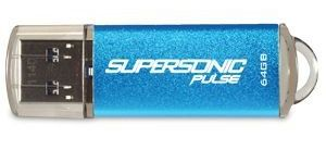 picture of Patriot Memory Supersonic Pulse 64GB USB 3.0 Drive