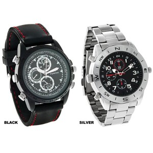 picture of Digital Camera Spy Watch with Built-In Microphone Sale