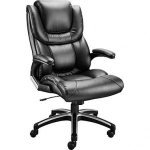 STAPLES_mckee-luxura-office-chair-black