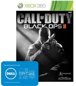 picture of Call of Duty Black Ops II - Xbox 360 w/$20 Dell Gift Card