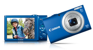 picture of Canon PowerShot 16MP Camera + Freebies Sale