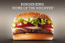 Free Whopper w/Purchase at Burger King