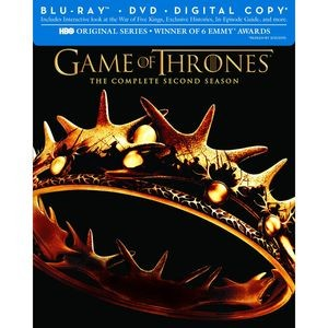 picture of Game of Thrones 2nd Season Blu-ray Sale