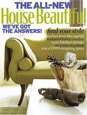 picture of House Beautiful Magazine Subscription Sale