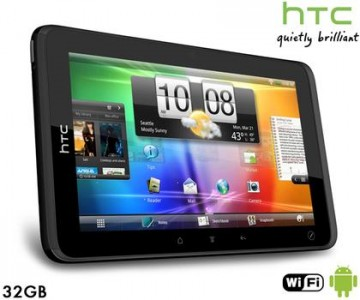 picture of HTC Evo View WiFi + 4G 32GB Android Tablet Sale