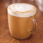 Starbucks cafe  latte