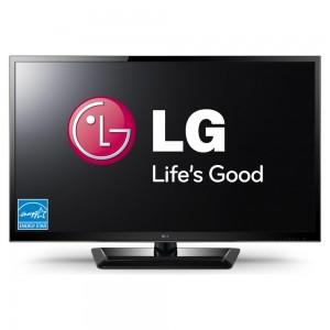 LG 55″ 1080p 120Hz 3D LED HDTV Sale