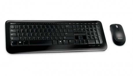picture of Microsoft Wireless USB Keyboard & Mouse Sale