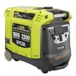 Ryobi 2200-Watt Digital Inverter Generator
