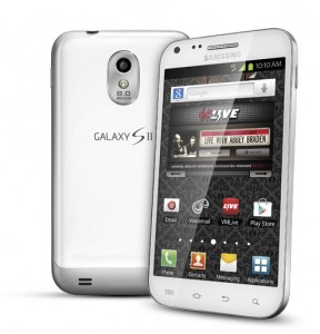 picture of Virgin Samsung Galaxy S2 No Contract Smartphone Deal - $50 off