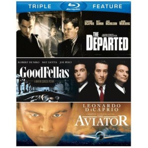 picture of Scoresese Triple Feature Blu-Ray Sale