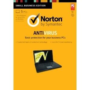 picture of Free Symantec Norton Antivirus 2013 + Free 8GB USB Flash Drive
