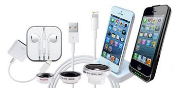 picture of iPhone 5 Accessory Blowout Sale