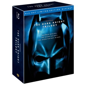 picture of The Dark Knight Trilogy Blu-ray Sale