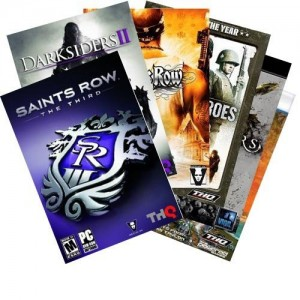 picture of THQ Holiday 2012 Complete Pack - PC Sale