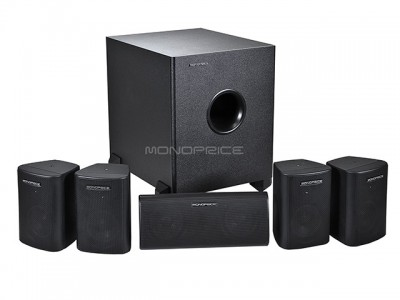picture of 5.1 Channel Home Theater Speaker Deal