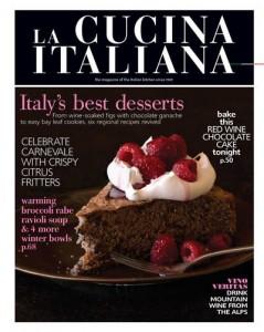 picture of 79% off La Cucina Italiana Magazine Subscription