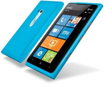 picture of AT&T Nokia Lumia 900 4G LTE Windows Smartphone