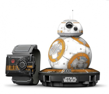 picture of Sphero Special Edition Battle Worn BB-8 App-Enabled Droid and Force Band