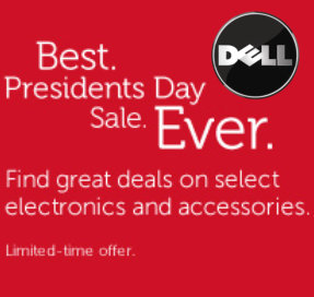 Dell Presidents Day Sale