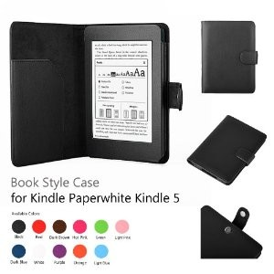 picture of Exact PU Leather Folio Case Kindle Paperwhite Sale
